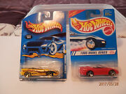 Hot Wheel Collector 141 95 Yellow Pace Car And Red Convertible 13340