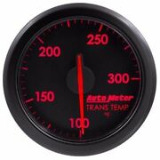Fits Ford Dodge Chevy Etc Auto Meter Black Airdrive Series Trans Temp Gauge..