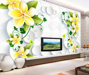 3d Painted Eggs Flowers 549 Paper Wall Print Wall Decal Wall Deco Indoor Murals