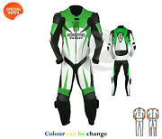 One Piece Moto Gp Apparel Super Bike Racing Leather Suit Color Can Be Change