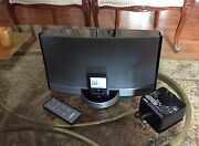 Bose Sounddock Portable For Iphone 4/4s With Remote Bose Sound Guaranteed Nice