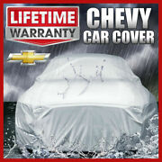 [chevy Ssr] Car Cover ☑️ Weather ☑️ 100 Waterproof ☑️ Full Warranty ✔custom✔fit