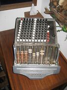 Vintage Collectible Brant Automatic Cashier F-100 W/warranty