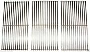Kitchen Aid Gas Grill Stainless Steel Set Cooking Grates 31.5 X 18.8125 5s793