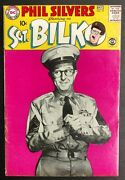 Sgt. Bilko 15 Glossy Vg/fn 1959 Phil Silvers Tv Show D.c.humor Photo Cover