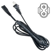 Pwron 6ft Ac Power Cord For Singer Sewing Machine 7463 7464 7466 7467 7469d 7470