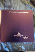 Ufo Books-ufo..contact From The Pleaides -volume 1_first And Signed Edition