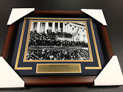 Abraham Lincolnand039s Second Inaugural Address Us President Framed 8x10 Photo 2