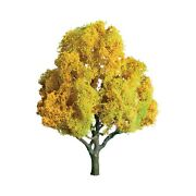 Jtt Scenery 94357 Professional Series 1 Early-fall Deciduous Tree 6/pk Zscale