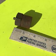 Studebaker Suspension Nut About 13/16 X 1 1/16 Inch.  Item 7388