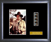 John Wayne Memorabilia Cahill Film Cell - Numbered Limited Edition