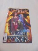 Game Of Thrones A Clash Of Kings 1 Subscription Cover Dynamite Nm Comics Book