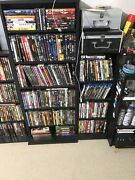 Lot Of Dvds/bluray Personal Collection