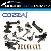 Ball Joints Tie Rod Ends Idler Arm And Pitman Arm Fits Mitsubishi Pajero Nh Nj Nk