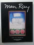 Sothebys London And03995 Auction Catalog Man Ray Paintings Objects Photographs Prices