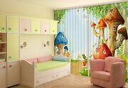 3d House 715 Blockout Photo Curtain Printing Curtains Drapes Fabric Window Ca