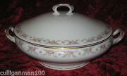 1 - Hermann Ohme Covered Vegetable Dish Circa 1900 To 1920 2017-073