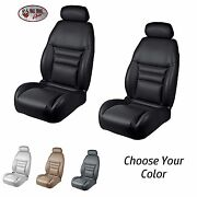 Front And Rear Seat Upholstery, 1994-96 Mustang Gt, Cobra Convertible - Any Color