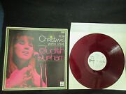 Judith Durham Christmas With Love Japan Red Vinyl Lp Promo White Label Seekers