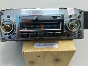 Chevrolet Chevy 1974 75 76 G Van And Bus Factory Am Fm Radio Serviced With Warrant