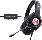 Syba Og-aud63086 Cruiser Gaming Headset Gamestergear Ps4 Ps3 Pc