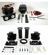 Air Lift Suspension Air Bag And Dual Air Path Leveling Kit For Ford F-150 Rwd/4wd