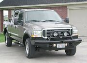 New Ranch Hand Bullnose Front Bumper 99 00 01 02 03 04 Ford F250 F350 Super Duty