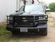New Ranch Hand Front Bumper Replacement 2016 2017 2018 Chevy 1500 Summit