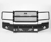 New Ranch Hand Summit Front Bumper 2015 2016 2017 Gmc Sierra 2500hd 3500 2500