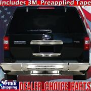 2003-2007 Ford Expedition Chrome Liftgate Tailgate Handle Cover Lower Accent