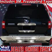 2003-2007 Ford Expedition Chrome Tailgate Handle Cover Lower Accent