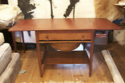 Hans Wagner Sewing Table