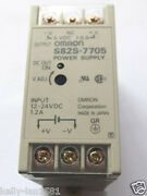1pcs Omron S82s-7705 24vdc 0.5a Switching Power Supply New