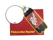 Dr. Pepper Cardboard Price Signs Vintage Collectible