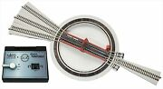 Kato N Scale 20-283 Unitrack Electric Turntable Expedited Shipping