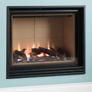 Senso Fireplaces Frameless 750 Hole In The Wall Gas Fire 5.48kw Output Portrait