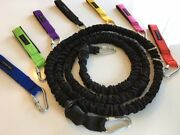 Dog Tie Out Cable/tether/training/camping/under 10kg/walk 2 Dogs/bungee/3m2m1m