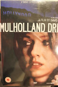 Mulholland Drive Rare Deleted David Lynch Movie Dvd Naomi Watts Special Edition
