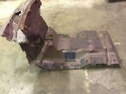 Crew Cab Auto Transmission Floor Pan Cut Out Cutout Fits 05 06 07 Ford F250 F350