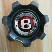 Genuine Bentley Flying Spur Centre Cap Hub Cover Gray Color 3w0601171t New 1pc