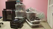 Lego And Technic 140 Pounds And Multiple Sets/figures
