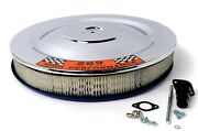 New 1965-1973 Hipo Air Cleaner Shelby Mustang Fairlane Falcon 289 302 14 Chrome
