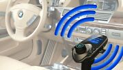 Charging Bluetooth Car Adapter Wireless Fm Transmitter Sd/usb Mp3 Player For