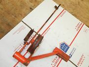 Jacobson Chief Mower Clutch Pedal/tensonier Assembly-used-loook