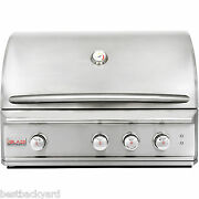 Blaze Grills Stainless Steel 3burner Professional Gas Built In Drop In Bbq Grill