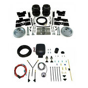 Air Lift Control Air Spring And Dual Air Leveling Kit For Ford Transit 350/150/250