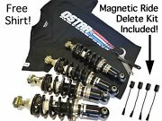 Bc Racing Coilovers Br Series For 2008+ Audi R8 S-15-br And Magnetic Ride Delete