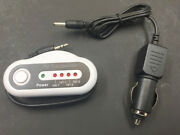 Ford Classic Car Mp3 Wireless Fm Stereo Radio Audio Transmitter For Smartphone