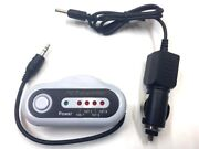 Classic Car Mp3 Wireless Fm Stereo Radio Audio Transmitter For Smartphone