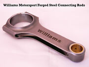 Ford Zetec 2.0 Silver Top Forged Steel Con Rods Connecting Rods 21mm Pin